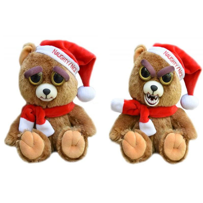 Buy Cute Feisty Pets Plush Prank Toys with funny Expression