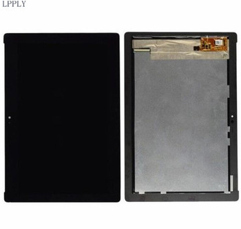 LPPLY LCD Display Screen Assembly Panel Monitor For ASUS Zenpad 10 Z300M Touch Screen Digitizer Glass free shipping