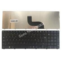 Французская клавиатура для ноутбука Acer Aspire 7741 7741G 7741Z 7745G 8942 8942G 7739G 7739Z 7739ZG 8940 5335 5735 5735G 7738G Сб черные