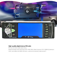 Car MP5 Player 12V Car Vedio Radio 4 Inch HDTFT Screen Bluetooth/Stereo Drop Shipping August 14