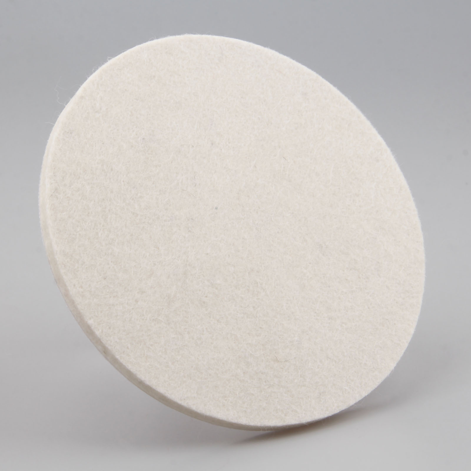 DRELD 1Pc 6 Inch 150mm Polishing Pad Wool Waxing Buffing Grinding Polishing Wheel Plate Polisher Disc Pad For Dremel Rotary Tool