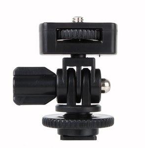 "Image 2 - Viltrox DC 50P 1/4"" Screw Hot Shoe Mount Adapter Adjustable Angle Pole For DSLR Camera Flash LED Light Monitor"