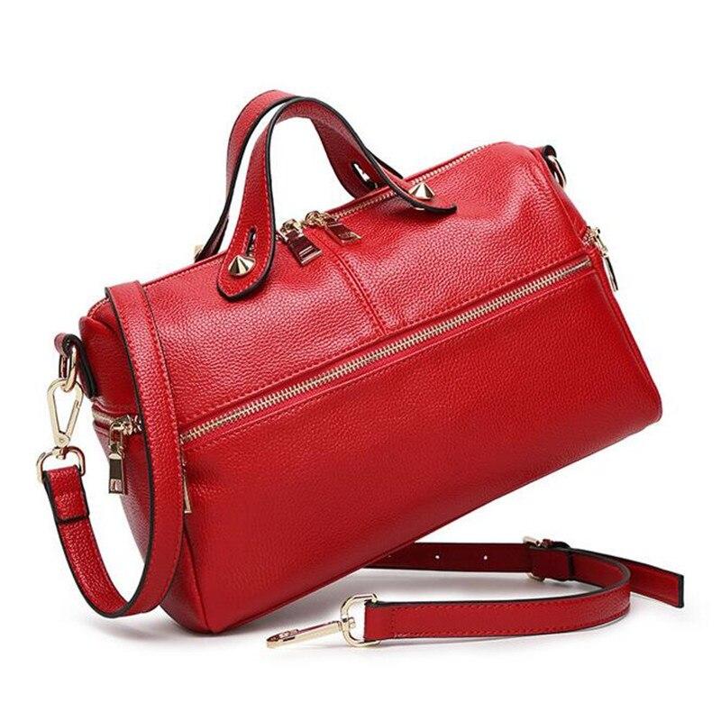ФОТО Boston women bag ladies women messenger bags vintage designer handbags high quality leisure shoulder tote bag