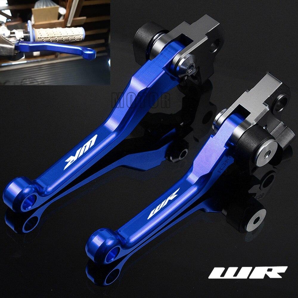 Für Yamaha WR200/WR250F/WR450F/WR250R/WR250X/WR250Z CNC Motorrad Dirt Bike Pivot Bremse Kupplung hebel WR250 WR 250/450 F/R/X/Z