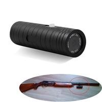 Gun Camera Hunting Mini Camcorder HD 1080P Gun camera traps 120 FOV for Hunter Waterproof Wildlife Camera Video recorder