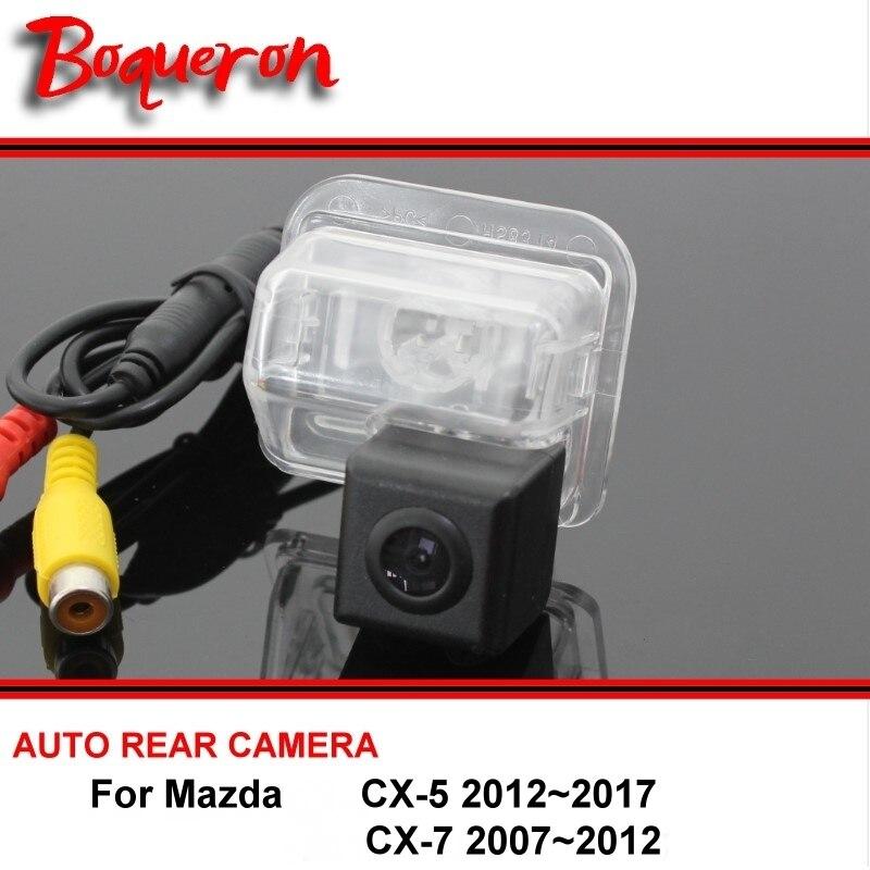 For Mazda CX 5 CX 7 CX 5 7 CX5 2012 ~2017 Rear View Camera