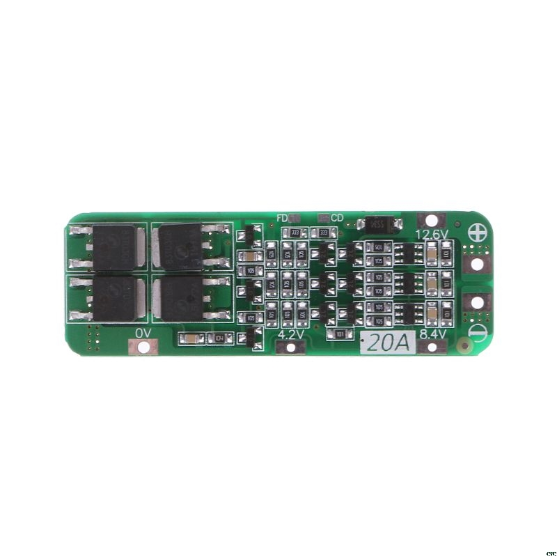 3S 20A Li-ion Lithium Battery 18650 Charger PCB BMS Protection Board 12.6VModule