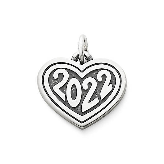 A great gift for students and graduates Year 2022 Charm