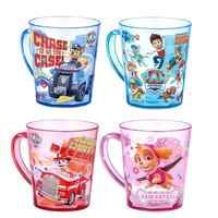 Hot sale Genuine Paw Patrol 1Pc 300ml Kids Children Baby Milk Tritan Cup with Handle Breakfast Mug Drink Home Cup 4 colors toy