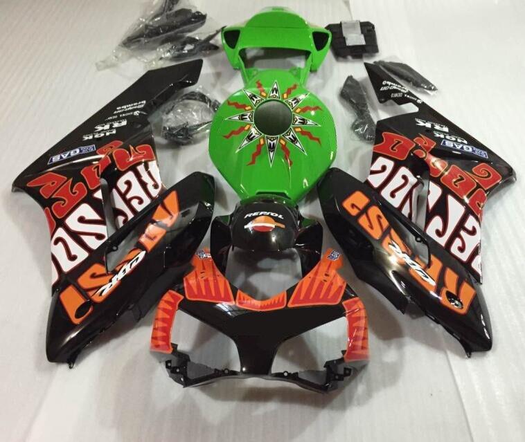 New ABS Bodywork fairing kit 100% Fit for Honda CBR1000RR 04 05 fairings motorcycle parts CBR 1000 RR 2004 2005 cool repsol UK