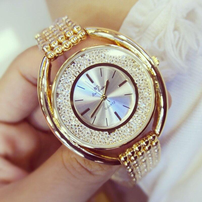 2017 Women's Quartz Watches Dress Watch Skeleton Bracelet Diamond Dial Ladies Wrist Watches For Women Relogio Feminino 2016 women diamond watches steel band vintage bracelet watch high quality ladies quartz watch