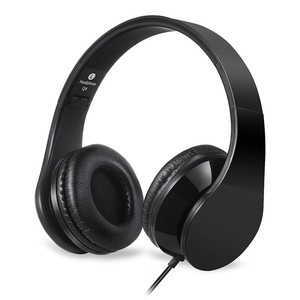 Wired Headphones Stereo Headfo