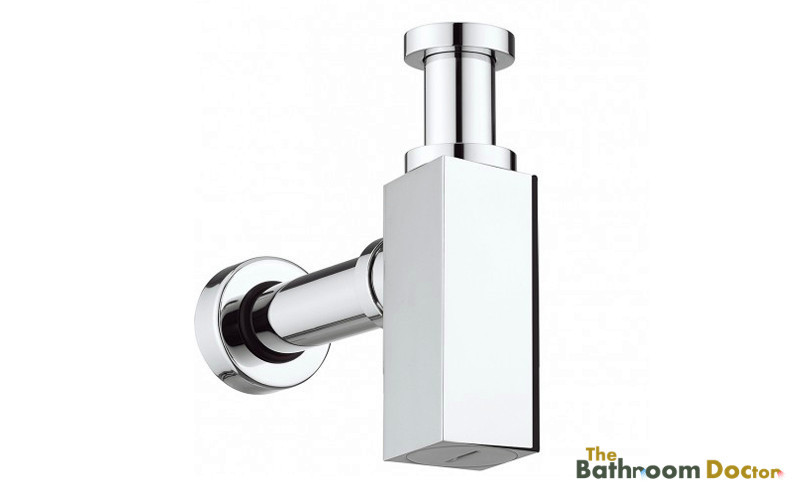 free shipping bathroom square modern designer chrome 16468