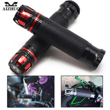 7/8 22MM Motorcycle Handle Grips Motorbike Handlebar Ends FOR HONDA NC 750 VFR750 CB1000 R XADV CBR 929 RR 600 900