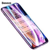 Baseus 0,2mm Protector de pantalla de vidrio templado para iPhone XS Max XR X S R Xsmax película protectora de vidrio para iPhoneXS iPhoneX