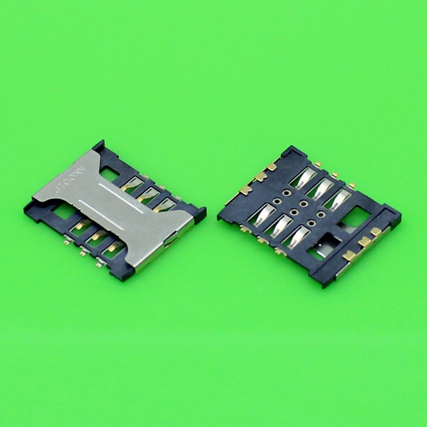 Brand New for Lenovo Sisley S90 S90U S90-u SIM Card Reader Holder Connector Socket Slot Flex Cable Replacement Parts