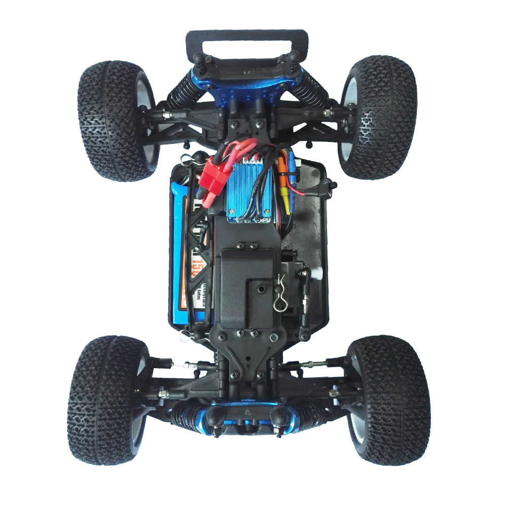 Высокая мощность ZD TX-16 1/16 4WD 2,4G внедорожный безщеточный двигатель с радиопередатчик RTR RC автомобиль дети мальчики подарки презенты