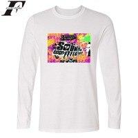 LUCKYFRIDAYF Seconds Of Summer Long Sleeve T Shirt Australian Punk Rock Music Band Long Sleeve T