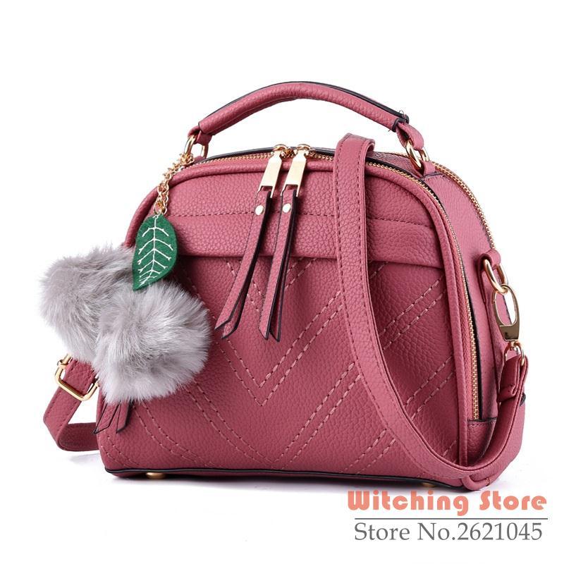ФОТО Perfect# 2016 new female fresh fragrant Small Korean tide Fashion Shoulder Messenger bag one generation FREE SHIPPING