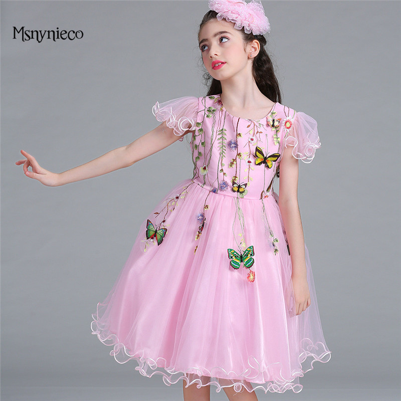 Girl Party Children Dress Christmas Dress for Girl Sleeveless Summer Butterfly 2018 Brand Princess Birthday Dresses Baby Costume 6es7284 3bd23 0xb0 em 284 3bd23 0xb0 cpu284 3r ac dc rly compatible simatic s7 200 plc module fast shipping