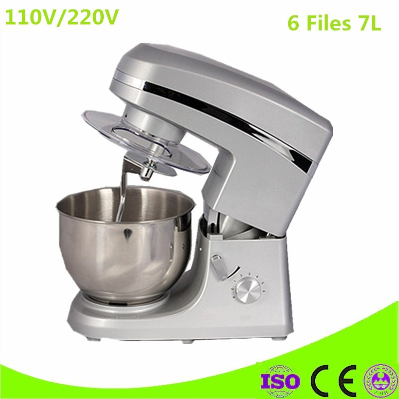 Best Price Electric 5L Chef Home Kitchen Cooking Stand Cake Food Egg Machine Pasta Mixer Bread 220V Food Mixers набор для кухни pasta grande 1126804