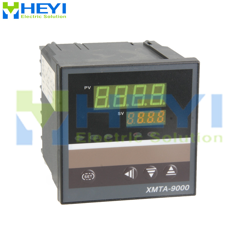 XMTA-9000 Series Temperature Controller Can Add Need Functions New Multi-function Temperature Controller (Please Contact Us)