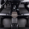 Custom fit car floor mats for Mercedes Benz A B180 C200 E260 CL CLA G GLK300 ML S350/400 class 3D car styling carpet floor liner