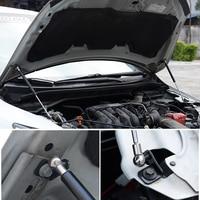 For Honda Fit Jazz 2014 2019 Engine Hood Shock Strut Damper Lifter Lift Support Hydraulic Rod Trust Rod 2PCS BRAND NEW