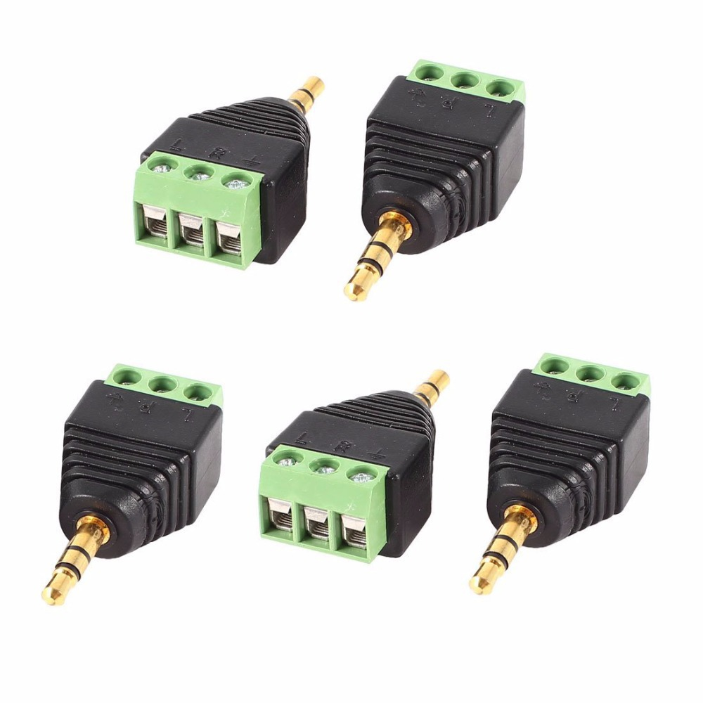 3 5 stereo jack wiring diagram aliexpress.com : buy 5pcs audio stereo plug 3.5 to 3pin ... 3 pin stereo jack socket wiring