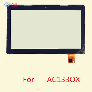 Black For Archos 70 80 101 101B 133 156 OXYGEN Capacitive touch screen panel repair replacement spare parts AC70OXV2(China)