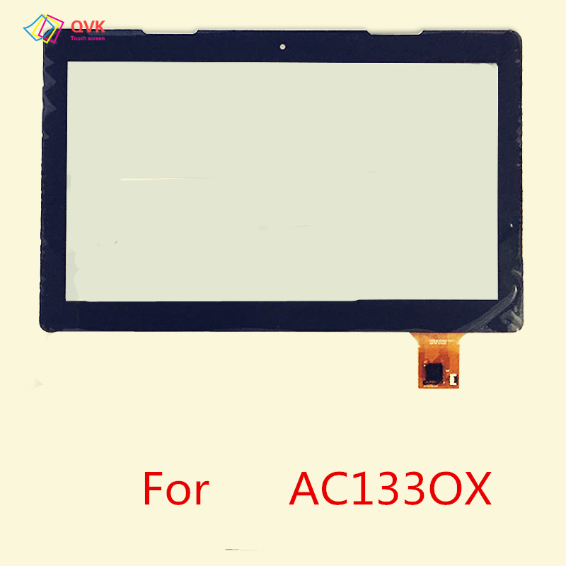 Black For Archos 70 80 101 101B 133 156 OXYGEN Capacitive Touch Screen Panel Repair Replacement Spare Parts AC70OXV2