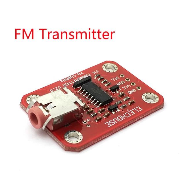 Nadajnik radiowy fm moduł stacja radiowa nadajnika dla modułu
