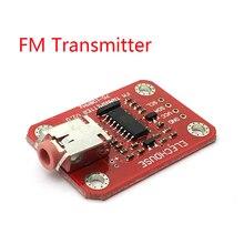 Transmissor de rádio fm, transmissor de estação de rádio do módulo