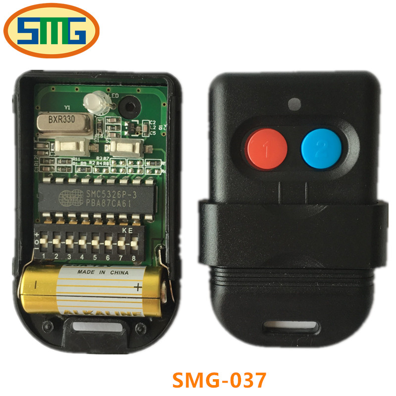 3PCS DIY AUTOGATE REMOTE CONTROL AUTO GATE REMOTE CONTROL 330MHz Applicable to Malaysia Singapore and Thailand market ...