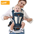 Mambobaby Baby Backpack Ergonomic Portabebe Baby Sling Bags Multifunction Kangaroo Baby Wrap Breathable Front Carry Infant Pouch