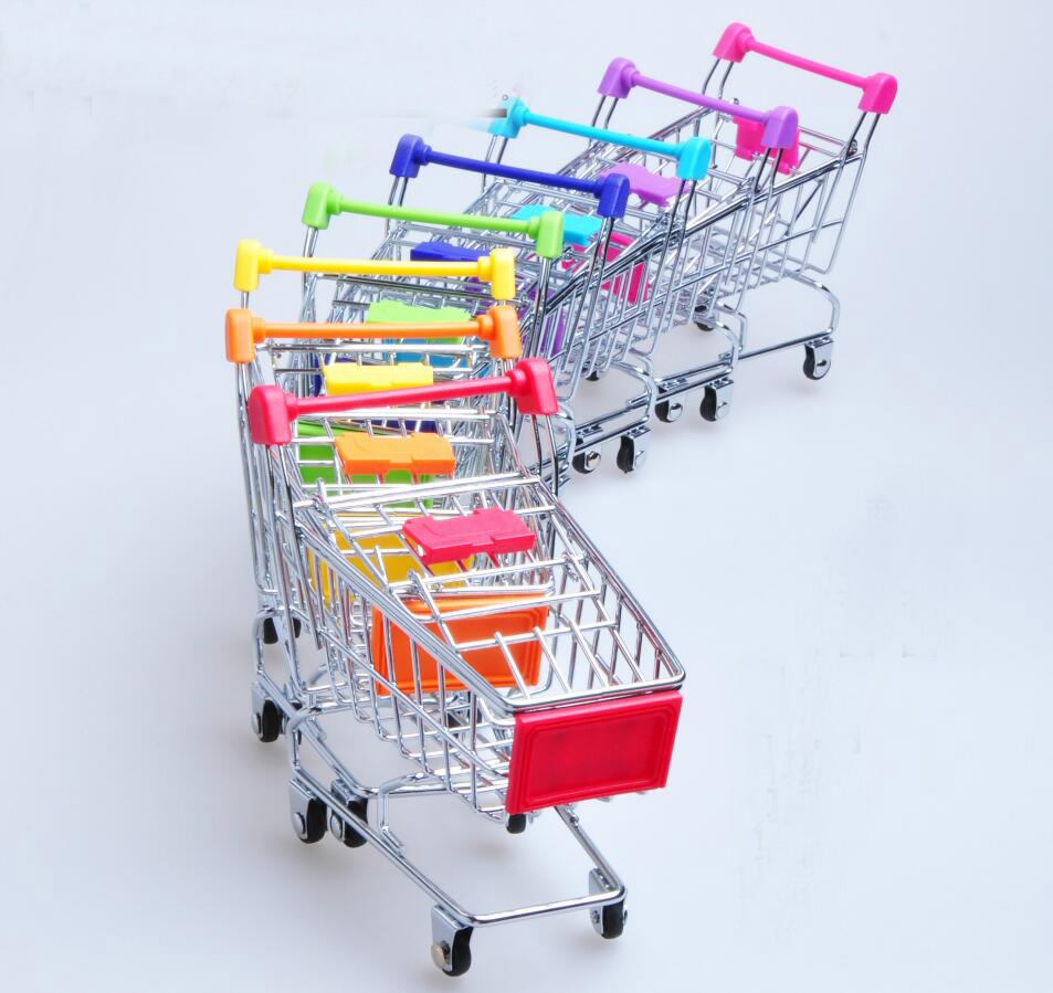 office trolley cart. 10pcs Supermarket Shopping Mini Trolley Cart Phone Holder Office Desk  Storage Toy Baby Handcart Accessories-in Baskets From Home \u0026 Garden Office Trolley Cart -
