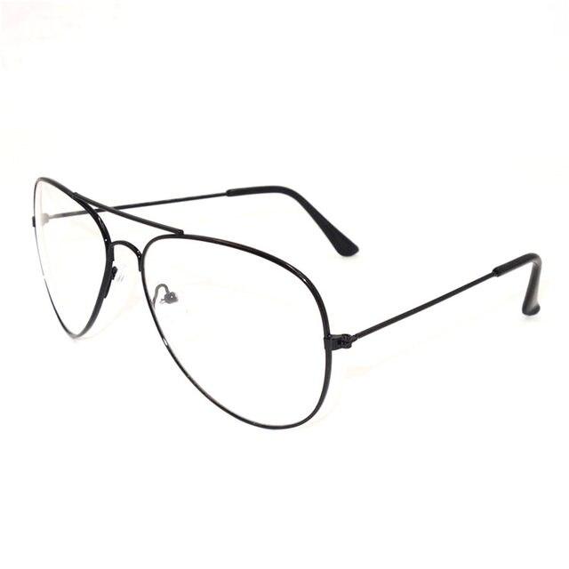 ead1672d9e Online Shop Retro Vintage Round Metal Frame Eyeglasses Mens Womens ...