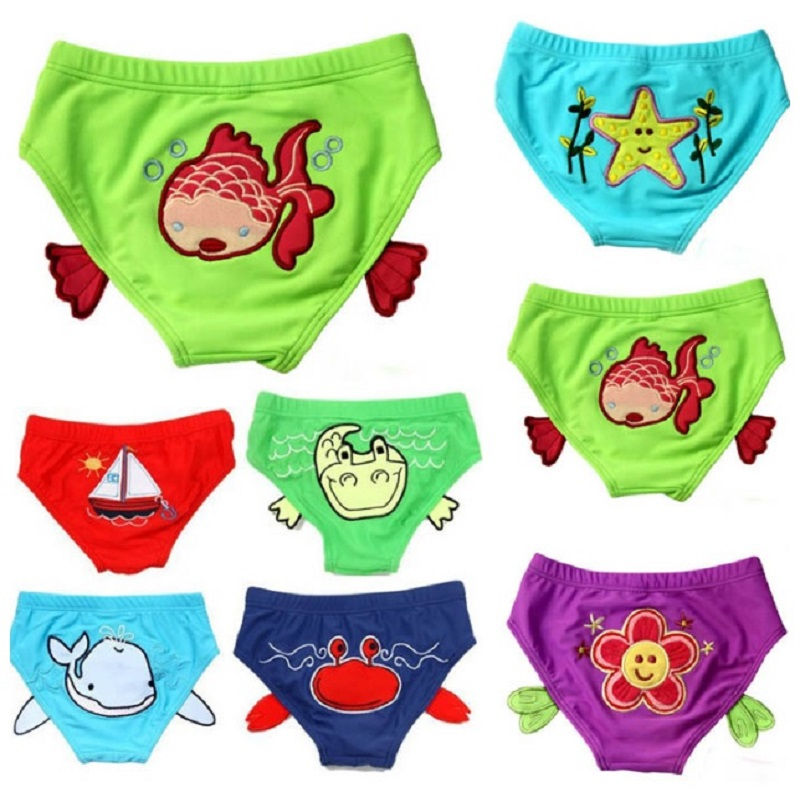 Hooyi Children Swimsuits Beach Bikini Girls swimwear Kids Swim trunks Beach Trunks Boxer Shorts Boys Bathing Clothes