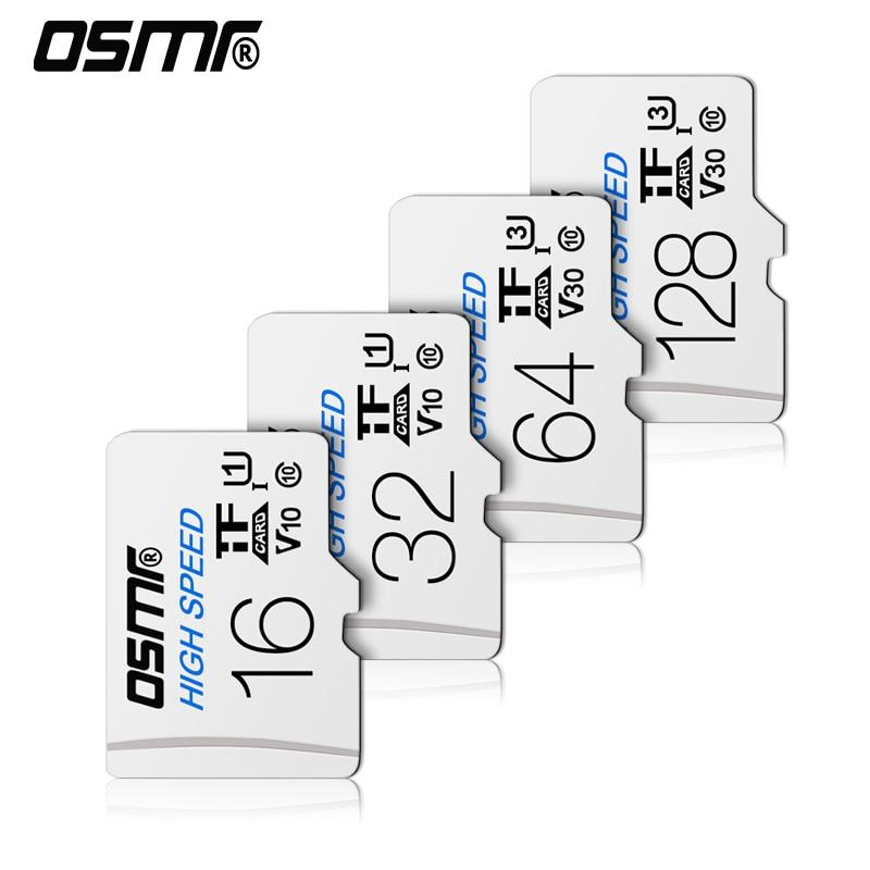 Micro SD Card 64gb 128 GB Mp 3/4 Smart Phone DroneSDHCMicro TF Memory Card 32 Gb Mini C10 8GB 16 GB Card Memori FLASHmemoria