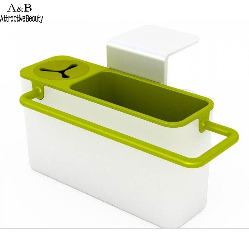 Kitchen Tidy Bins Us 6 9 Single Sink Shelf Layer Rack Kitchen Multi Function Drain Tidy Self Draining In Storage Boxes Bins From Home Garden On Aliexpress