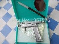 GRATIS VERZENDING! sieraden boren Tool, oor percing pistol, oor holing stud gun, body beauty driller tool