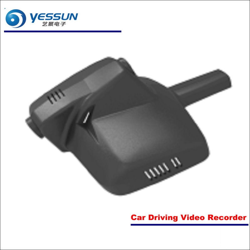 YESSUN For Peugeot 408 2015 Car DVR Driving Video Recorder Front Camera Black Box Dash Cam - Head Up Plug Play цена 2017