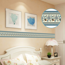 XT15 Wallpaper 3D Border Walls Roll Stereo Wall Stickers Living Room Waterproof papers