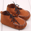 2016 Baby Boys Girls Shoes Leather Moccasins First walker for babies Boy Hand-stitching Sneakers Mans footwear zapatos de bebe