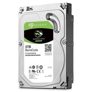 Image 4 - Ổ Cứng Seagate 2 TB 3.5 Máy Tính Để Bàn HDD Cứng Bên Trong Ổ Đĩa Gốc 2 TB 7200RPM SATA 6 Gb/giây Cứng Ổ Cho Máy Tính ST2000DM008