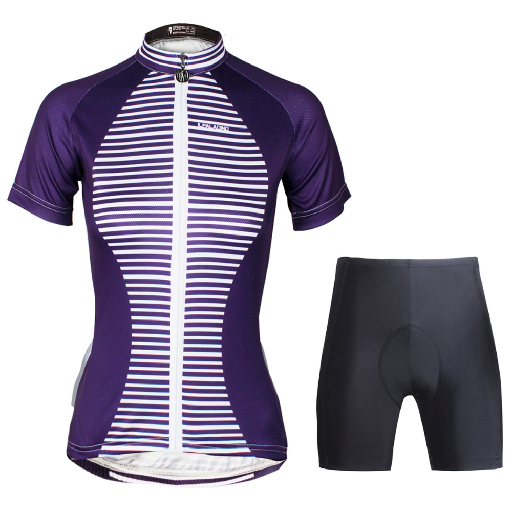 Cycling Jersey WomenIce Cream Cycling Clothing Women Short Sleeve Cycling Jersey Cycling Sets X755