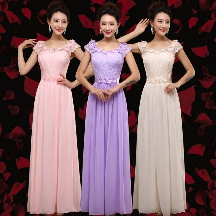Wonderful Champagne Colour Bridesmaid Dresses Pictures Inspiration ...