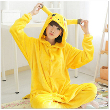 Pokemon Pikachu Onesie Pajamas