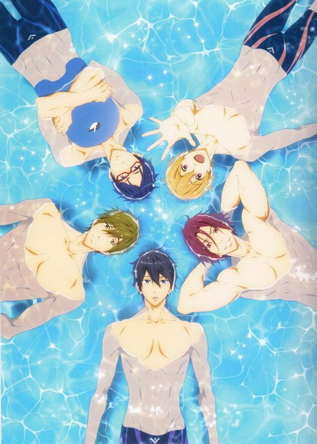Absolutely agree Free iwatobi swim club