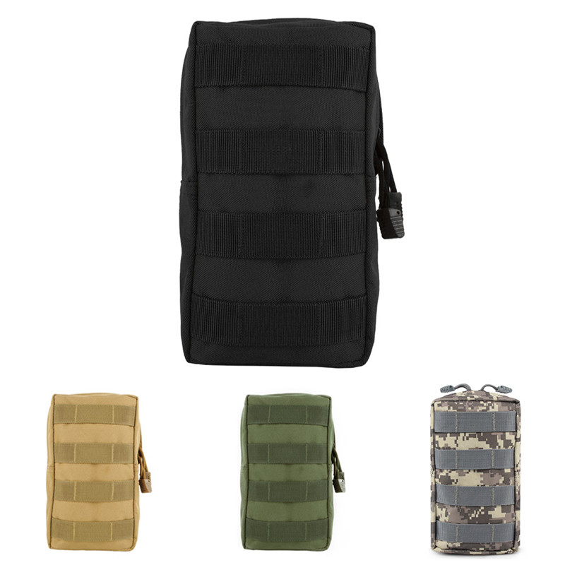 Iot Devices 1pcs Molle Pouch Edc Tools Waterproof Pouch Multipurpose Tactical Utility Bag Hunting Bag